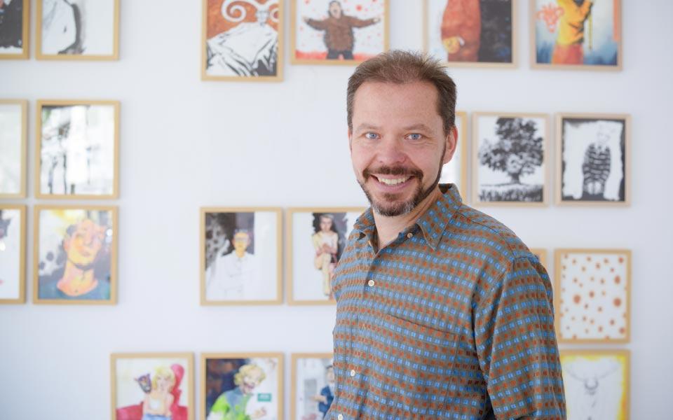 Kurt Neubauer Bildergalerie grafikatelier