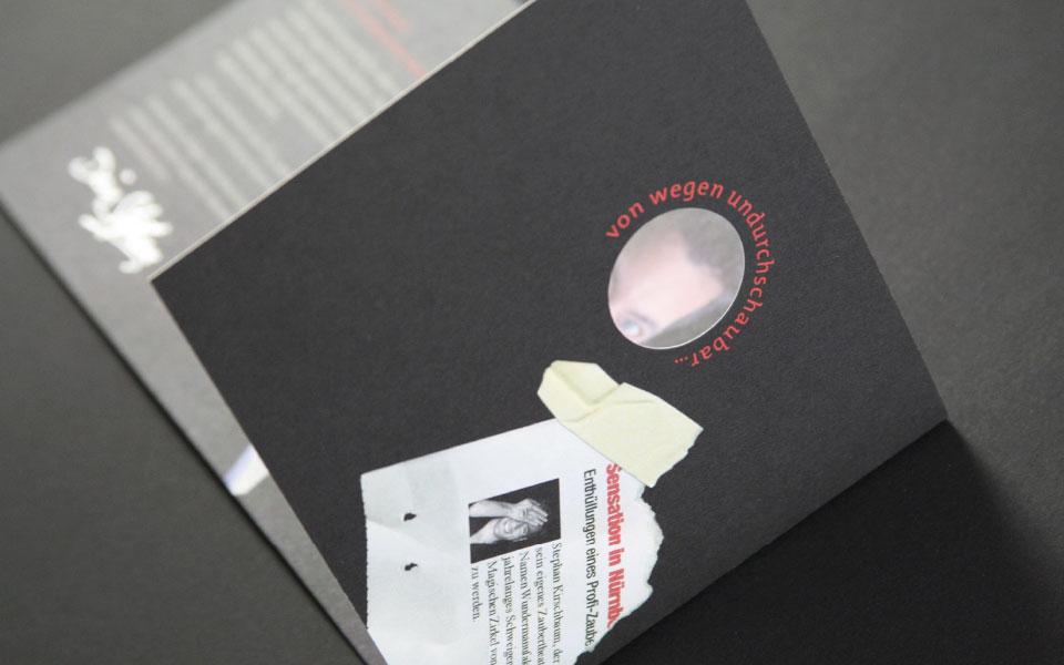 2 Handgemachte Wunder Neujahresmailing Klappkarte
