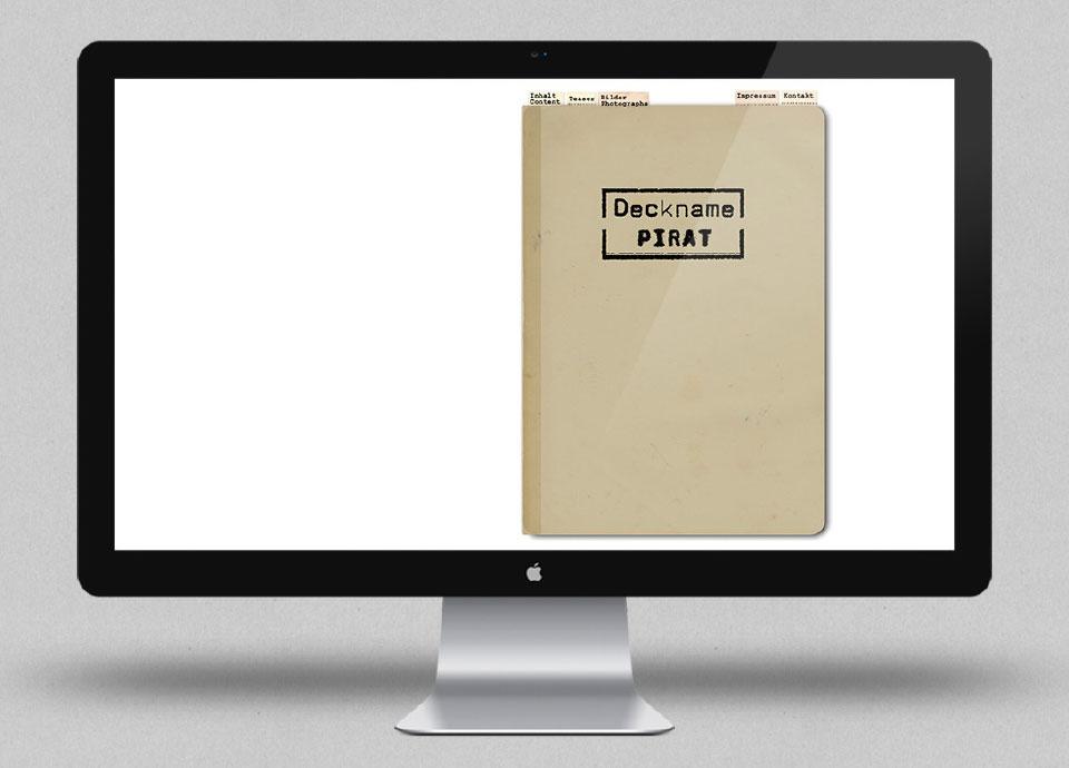 Deckname PIrat Homepage