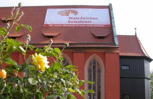 Evangelisches Lutherisches Dekanat Logoentwicklung