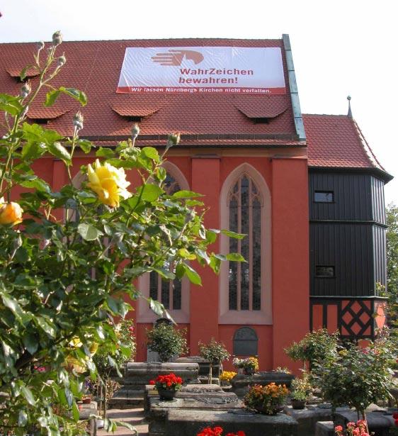 Evangelisches Lutherisches Dekanat Außenansicht