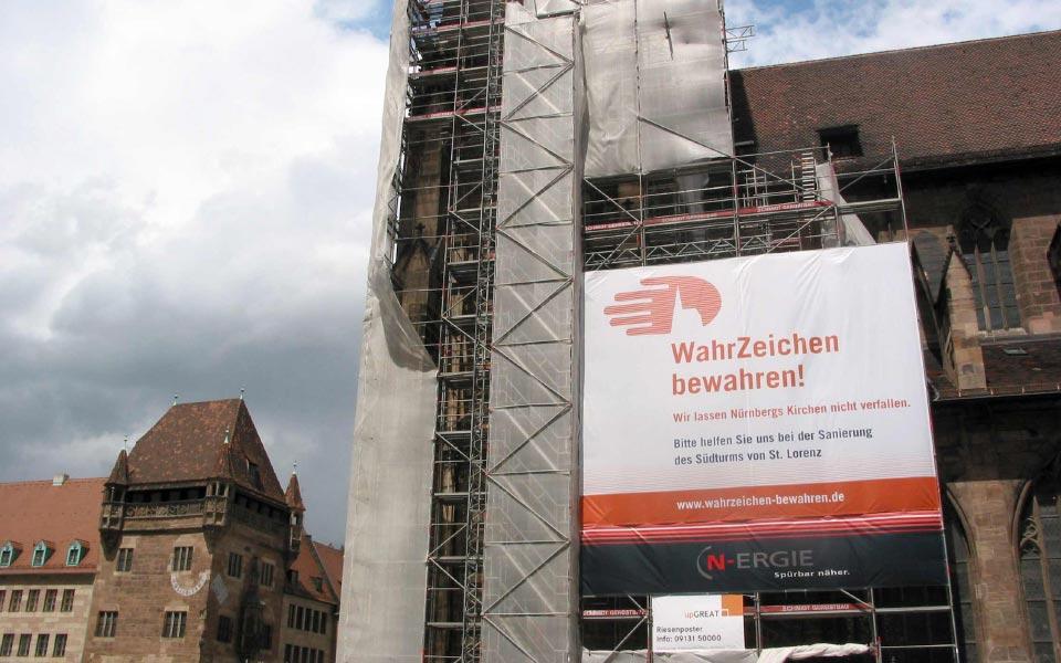 Evangelisches Lutherisches Dekanat Nürnberg-startbild