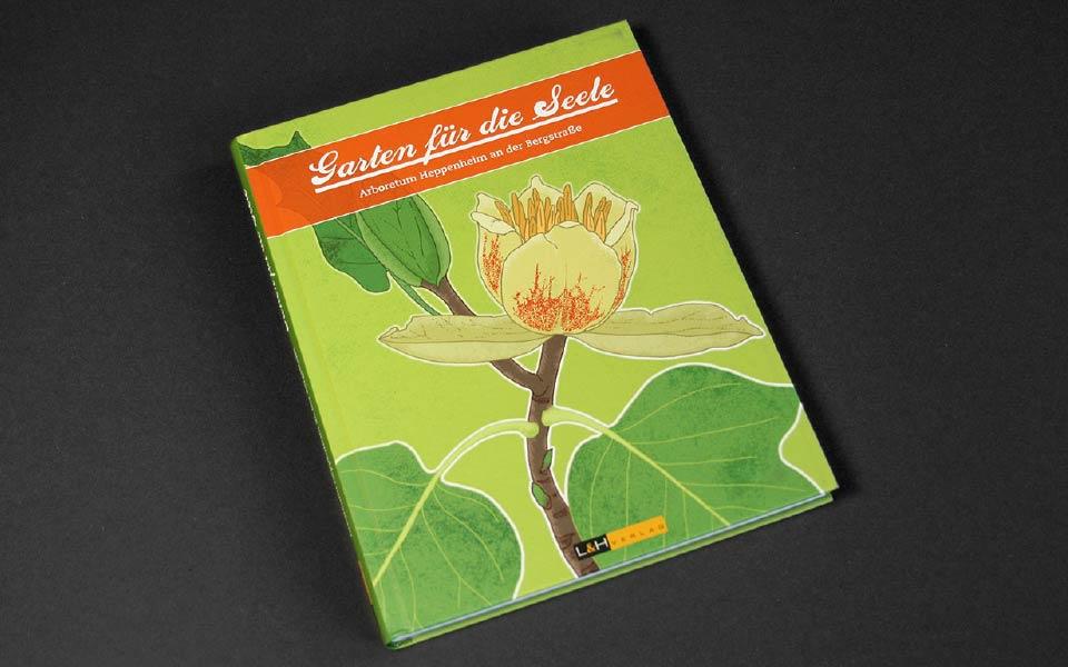 1-1 Garten für die Seele Blumenzeichnungen
