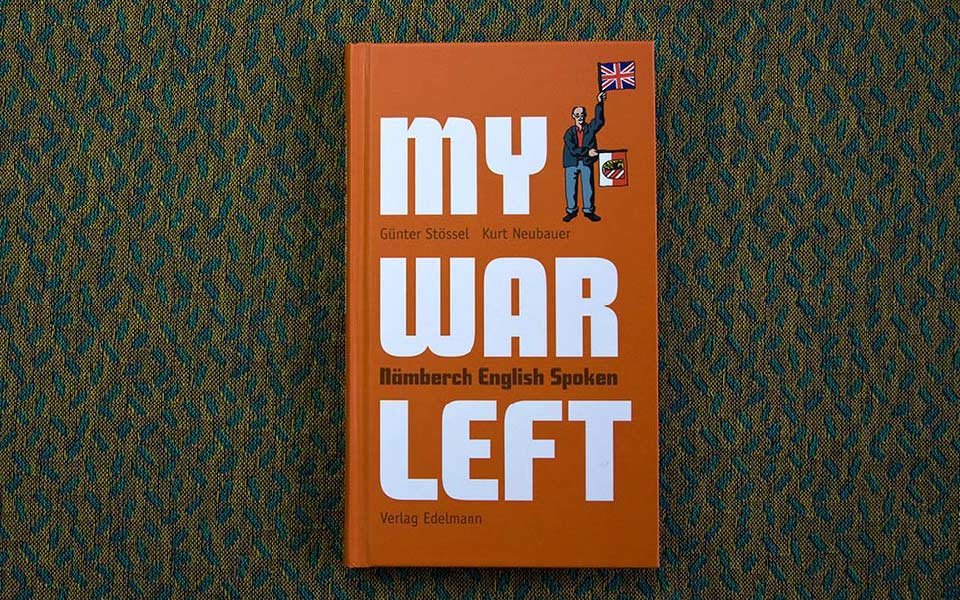 1-1 My war left - Cover