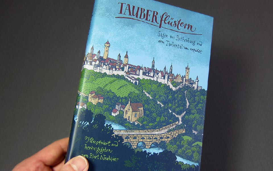 1-1 Tauberflüster Sagenbuch Cover