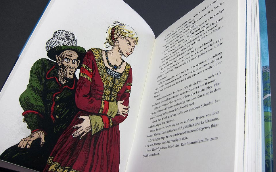 1-3 Tauberflüster Fräulein Illustration