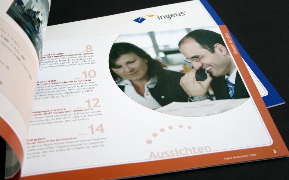 1 Ingeus Broschüre Inhaltsverzeichnis