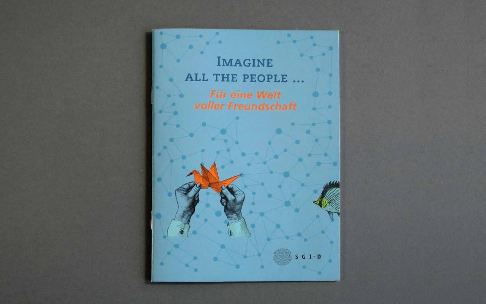 1 Sokai Gakkai Broschüre Titel