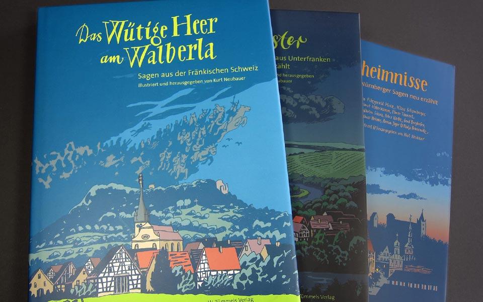 2-1 Walberla Sagenbuch Cover