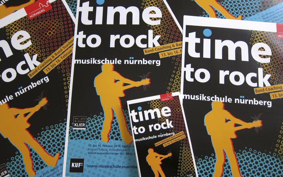 2 KUF Broschüre & Plakat