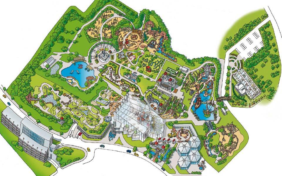 3-2 Playmobil Funpark 3D-Karte