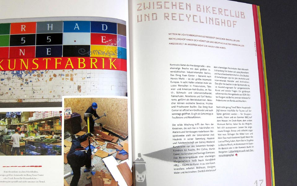 3 Lindenhof Typographie