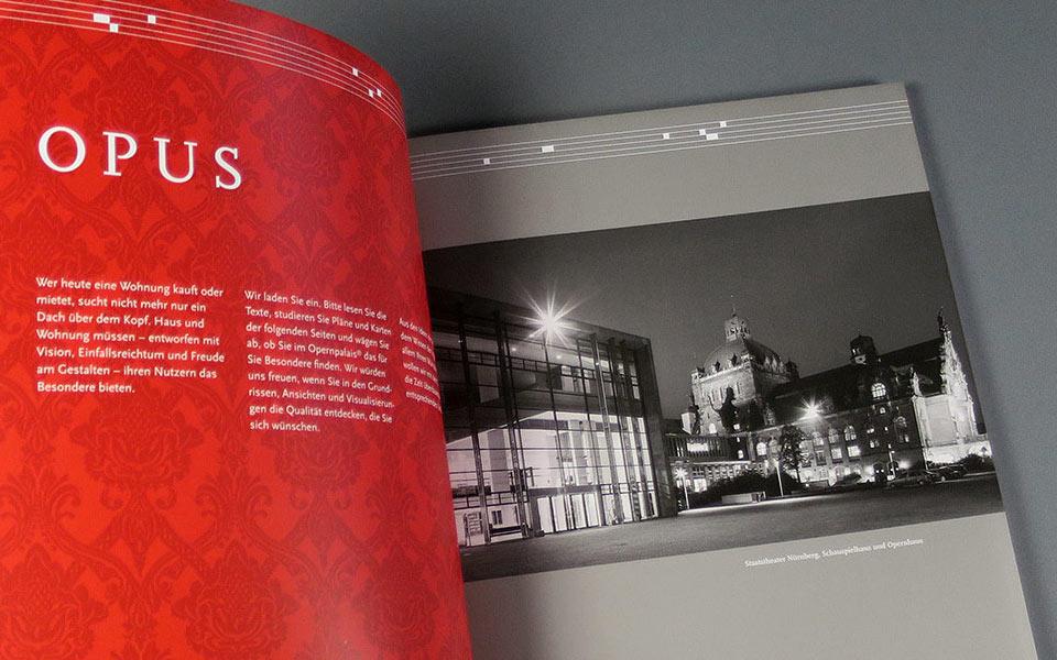 3 Opernpalais Folder Fotografie