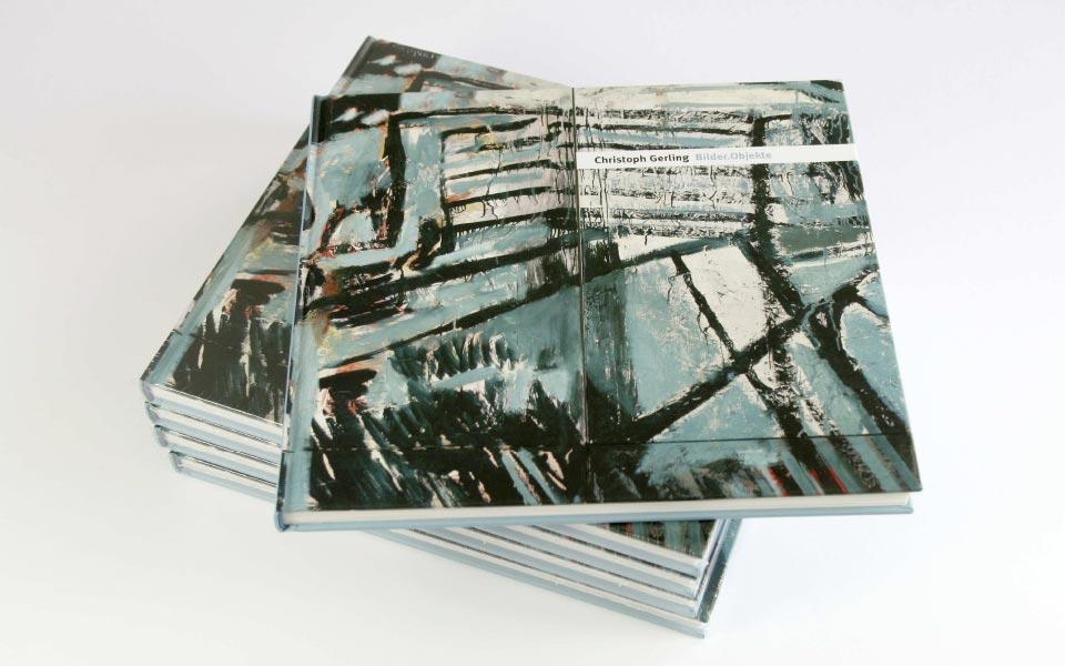 Christoph Gerling Bilder.Objekte Buchgestaltung