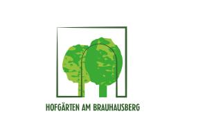 Hofgärten am Brauhausberg Logo
