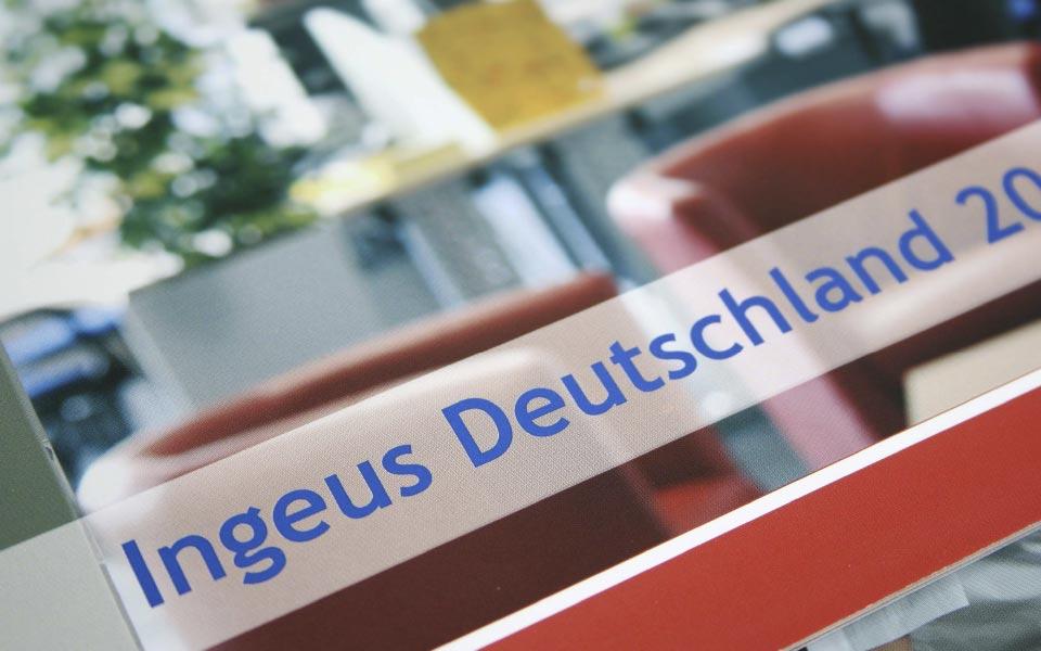 Ingeus Deutschland Broschüre