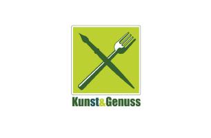 Kunst & Genuss Logo