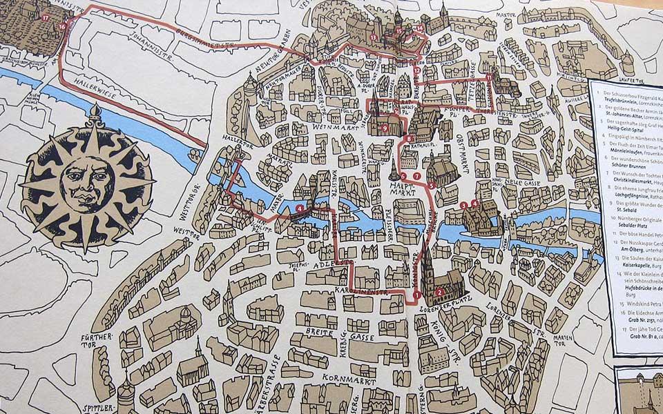 Pläne und Karten