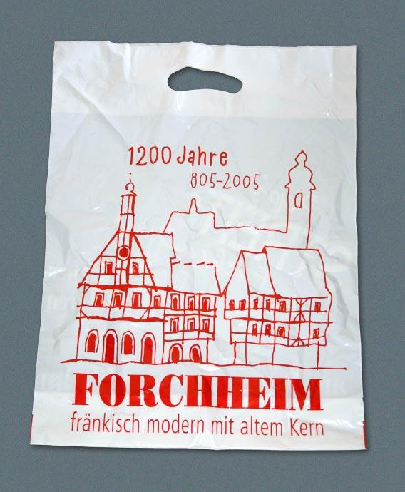 Stadt Forchheim Tragetasche Design