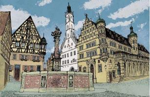 Tauberflüstern – Sagen aus Rothenburg ...