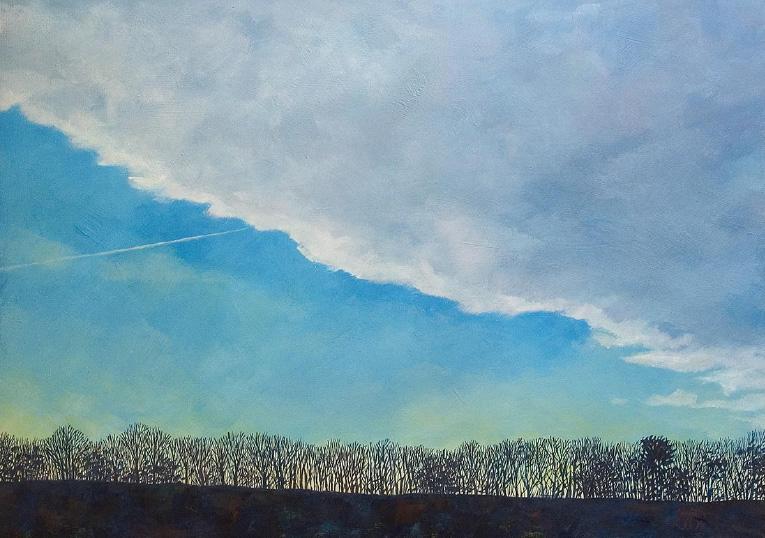 Kurt Neubauer große Wolke