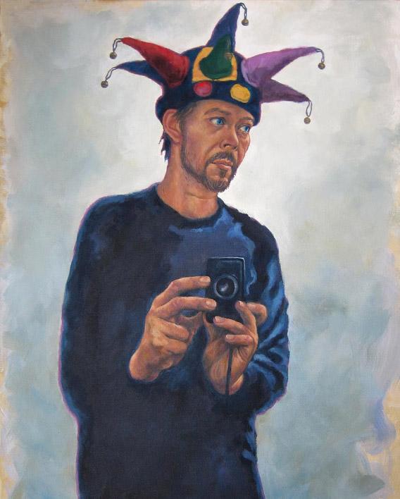 Selfie Kurt Neubauer