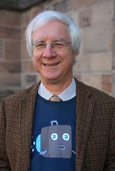 Dekan Peter Huschke, Erlangen