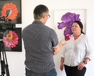 Interview mit Margot Huyskens, Referentin im Dekanat Schwabach