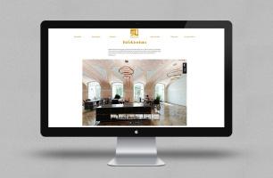 Kloster Karree Internetauftritt