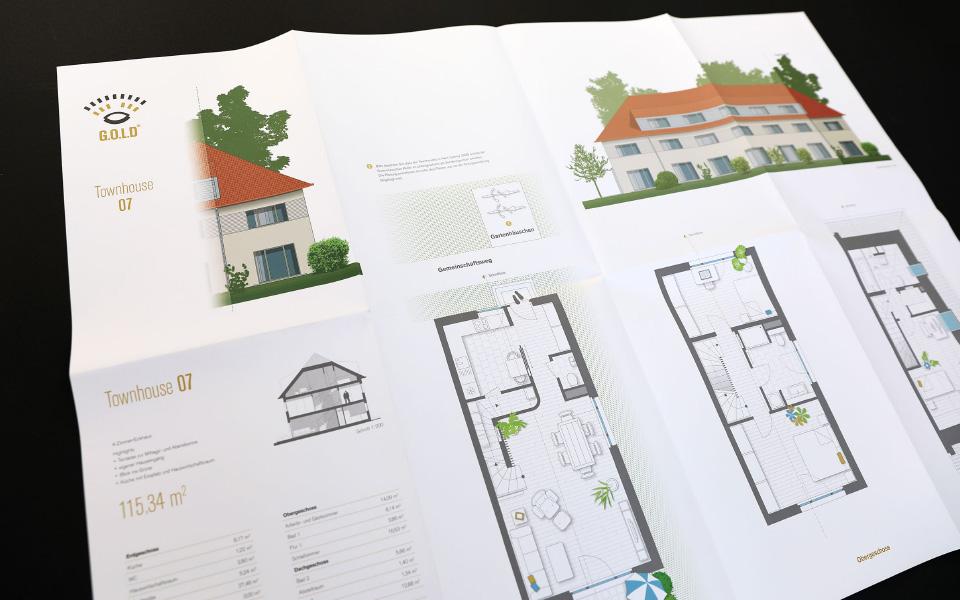 Grafikatelier - Architektur Illustration 02