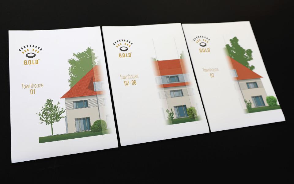 Grafikatelier - Architektur Illustration